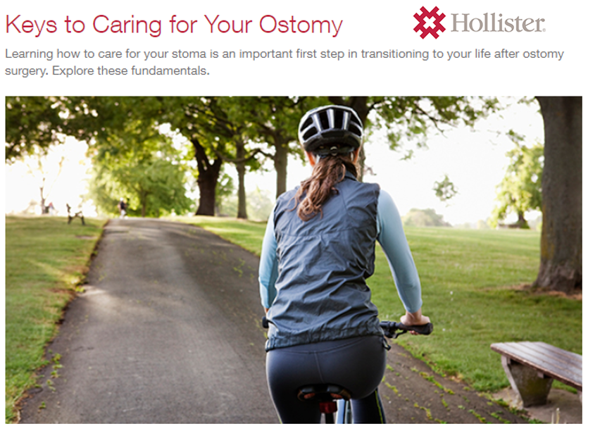 Caring For Your Ostomy