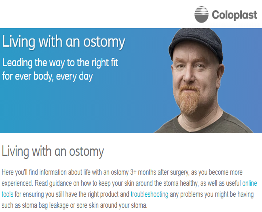 Living With Ostomy