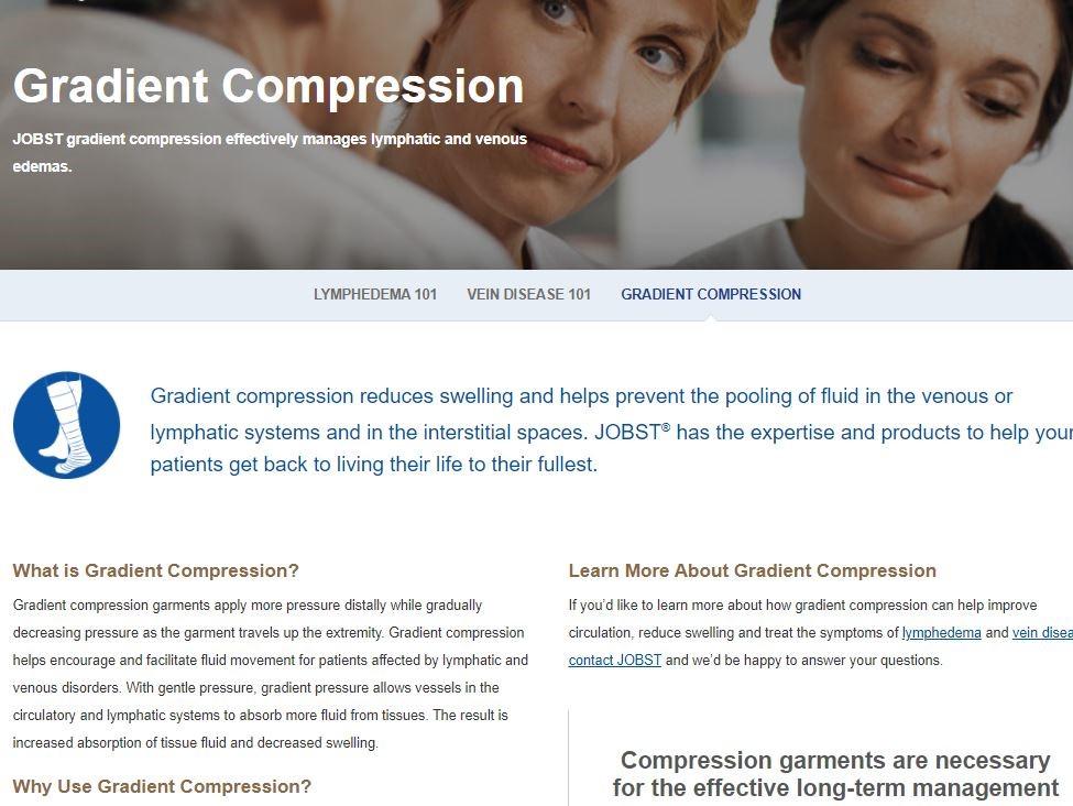 Gradient compression